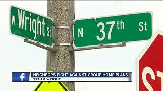 Neighbors fight kids group home proposal - Video