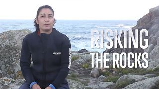 Against the odds: the women who risk their lives for barnacles