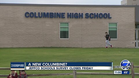 Survey over whether to build new Columbine High School ends Friday