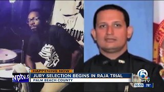 Jury selection begins in Nouman Raja trial