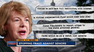 Local Call 4 Action case lands on Sen. Tammy Baldwin's desk
