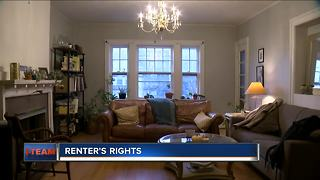 Your rights if you have a lousy landlord - Video