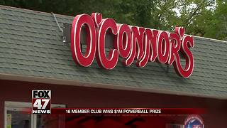 Fowlerville group claims $1 million Powerball prize - Video