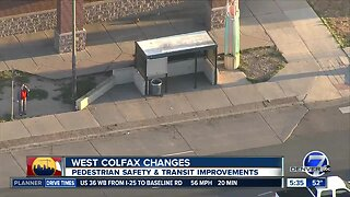 City of Denver looking at improvements along West Colfax