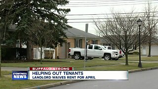 Landlord provides rent relief to struggling tenants