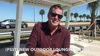 "New ""lounges"" offer best view of Tampa Bay 