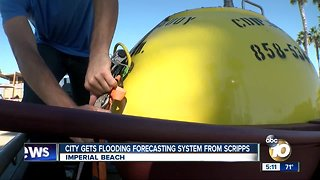 Scripps launches flood alert system for Imperial Beach