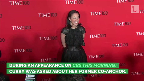 Former 'Today' Host Ann Curry 'Not Surprised' By Accusations Against Matt Lauer