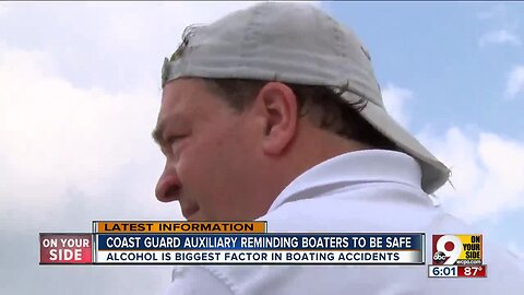 Teams still searching for missing boater's remains over Memorial Day weekend