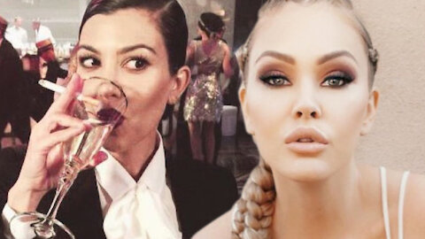Kourtney Kardashian & Travis Barker Ex Shanna Moakler FIRE BACK At One Another On Instagram!