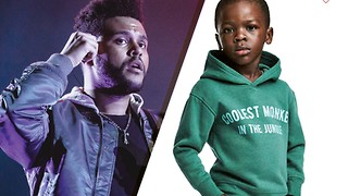 The Weeknd FURIOUS Over Racist H&M 'Monkey' Ad Featuring Black Child, ENDS Partnership