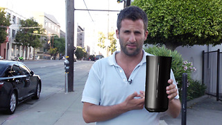 Smart Phone? Try Smart Cup. - Video