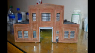 Swap Meet Kitbash Part 2 Working the exterior and starting the interior