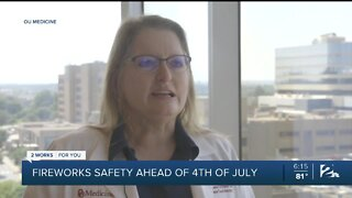 Health experts share how to celebrate July 4th events safely