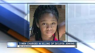 Arrests made in shooting death of Za'Layia Jenkins - Video
