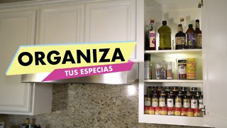 Tips para organizar tus especias. - Video