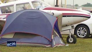 Appleton International Airport offers camping for first time during EAA AirVenture