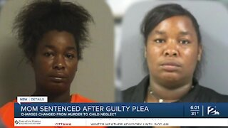 Mom sentenced after guilty plea in death of two toddlers