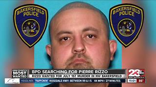 Kern County's Most Wanted: Pierre Rizzo - Video