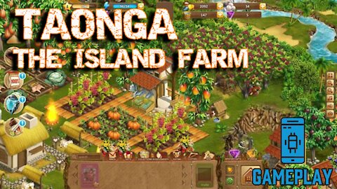 [GamePlay] Taonga: Island Farm Level Up 5 to 7 (Browser Game)
