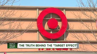 The truth behind the Target Effect