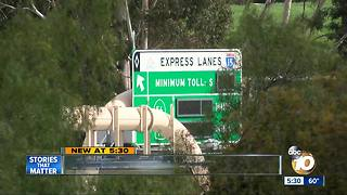 Freeway sign swap could get you home faster - Video