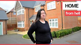 Pilot who bought new-build home for £500k says it's plagued with problems