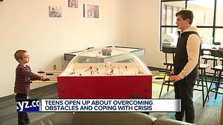 Metro Detroit teens tell 7 Action News about coping and crisis