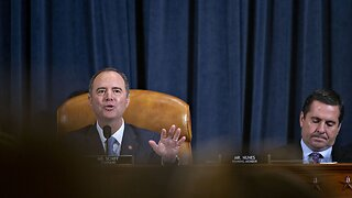 House Intelligence Committee Set To Vote On Impeachment Report Tuesday