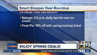 Check out these food deals around the Valley - Video