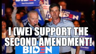 """I Support Guns"" & Other Joe Biden Lies!"
