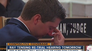 Will Ray Tensing trial stay in Hamilton County? - Video