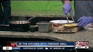 In the Kitchen with Fireside Grill