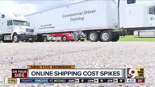 Why it's a great time to become a truck driver - Video