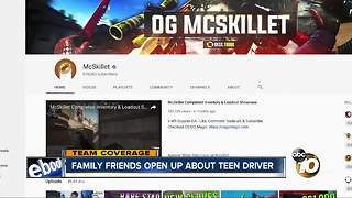 McLaren driver in fatal crash a famous Youtuber