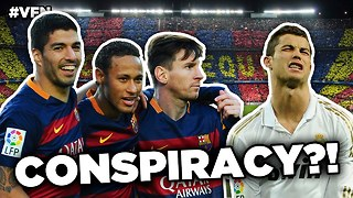 The Messi, Suarez & Neymar Conspiracy | Viral Footy News - Video