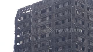 FILE: Grenfell Tower final death toll is 71 - Video