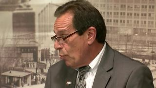 ORBT: Metro ED Curt Simon talks about the economic benefits of the rapid-transit bus line - Video