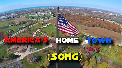 Brad Getz - America's Home Town / Featuring Abbey Cook