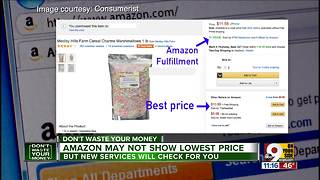 How to make sure you get Amazon's lowest price - Video