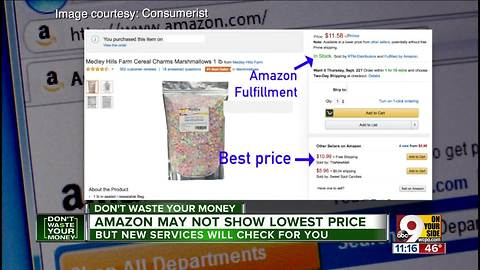 How to make sure you get Amazon's lowest price