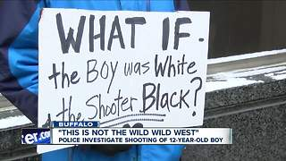 Community outraged after homeowner shoots 12-year-old boy, no charges yet - Video