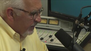 He's back on the radio after a 49-year hiatus