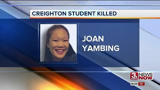 Creighton student killed in Monday morning accident
