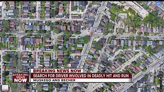 Milwaukee man killed in hit-and-run crash - Video