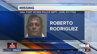 61-year-old man Roberto Rodriguez reported missing in Fort Myers