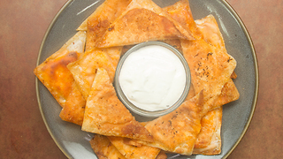 Buffalo Chicken Chips - Video