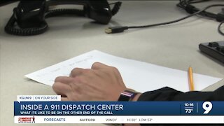 What does it take to be a 911 dispatcher?