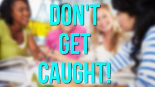 Hilarious Joke: Don't Get Caught - Video