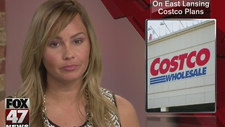 Hearing on East Lansing Costco plans - Video